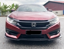 2017 HONDA CIVIC 1.8 i-VTEC FULL SERVICE (LOW MILEAGE)(ONE OWNER)