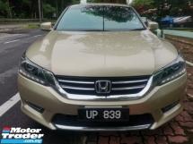 2013 HONDA ACCORD 2013 Honda ACCORD 2.0 VTi-L (A) 1 TEACHER OWNER