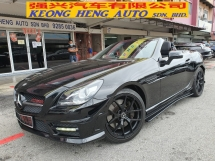 2014 MERCEDES-BENZ SLK SLK200 BLUE EFFICIENCY AMG *2 Years Warranty*