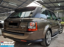 2010 LAND ROVER RANGE ROVER SPORT Land Rover RANGE ROVER 5.0 SPORT V8 SUPERCHARGED