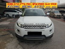 2013 LAND ROVER EVOQUE 2.0 PRESTIGE Si4 (FREE 1 YEAR CAR WARRANTY)(CBU)
