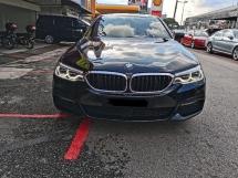 2017 BMW 5 SERIES BMW G30 530i 2.0 (A) M SPORT 2017