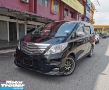 2009 TOYOTA ALPHARD 350G L PACKAGE
