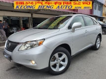 2010 LEXUS RX 350 V6 (A) CBU * 2 digit Reg Number* Sunroof