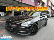2014 MERCEDES-BENZ SLK 200 CGi Turbo YEAR MADE 2014 AMG SPORT Convertible ((( FREE 2 Year Warranty ))) 2018