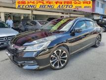 2017 HONDA ACCORD 2.4 VTi-L *1 Owner* Under Warranty 2022*mil 50k km