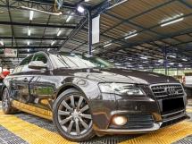 2011 AUDI A4 Audi A4 1.8 TFSi (A) LEATHER PERFECT COND WRRANTY
