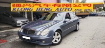 2005 MERCEDES-BENZ E-CLASS E240 AVANT-GARDE (A) CAREFUL OWNER, CASH BUYER
