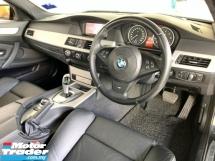 2007 BMW 5 SERIES 525i E60 2.5 (A) M-Performance Sport Model