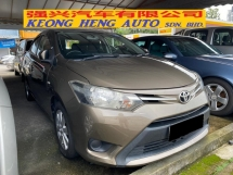2015 TOYOTA VIOS 1.5 (A) J FACELIFT Actual Year Make 2015