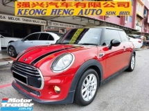 2015 MINI Cooper 1.5 FREE 2 Yrs WARRANTY