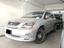 2009 TOYOTA HARRIER 2.4 L Spec YEAR MADE 2009 Bodykit (( FREE 2 YEARS WARRANTY )) 2011