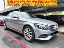 2015 MERCEDES-BENZ C-CLASS C200 2.0 AVANTGARDE FREE 2 Years WARRANTY