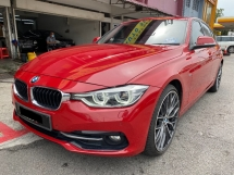 2016 BMW 3 SERIES 320I CKD Facelift Sport Line 43K KM FS UW2021