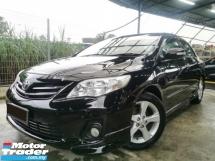 2012 TOYOTA ALTIS Toyota corolla 1.8 altis g facelift perfect wrrnty