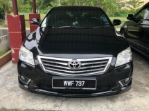 2012 TOYOTA CAMRY 2.0 G FACELIFT