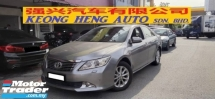 2012 TOYOTA CAMRY 2.0 G (A) CAREFUL OWNER, LOW MILEAGE DONE 95K KM