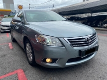 2011 TOYOTA CAMRY 2.0 G FACELIFT Full Service Record Actual Year