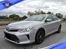 2017 TOYOTA CAMRY 2.0 GX UPDATED FACELIFT