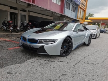 2016 BMW I8 1.5 EDRIVE PLUG-IN HYBRID (A)
