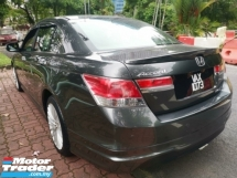 2011 HONDA ACCORD Honda ACCORD 2.4 VTi-L FACELIFT (A) FULL LEATHER SEAT PADDLESHIFT 1 OWNER