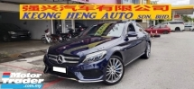 2017 MERCEDES-BENZ C-CLASS C350e 2.0cc AMG LINE PLUG IN HYBRID (A) WRRTY 2021