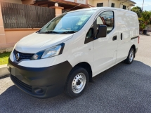 2012 NISSAN NV200 FULL PANEL LOW CONSUMPTION