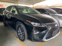 2017 LEXUS RX 200t Luxury Sunroof surround camera power boot Grade A Free Gift 3 years warranty Unregistered
