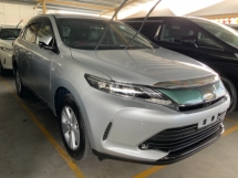 2017 TOYOTA HARRIER 2.0 Premium Surround camera power boot precrash system Highnspec Unregistered