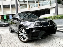 2011 BMW X6 M 555HP PERFORMANCE ORIGINAL