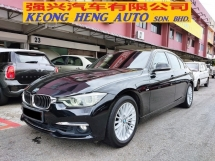 2017 BMW 3 SERIES 318I LUXURY FACELIFT UW22