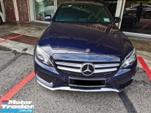 2018 MERCEDES-BENZ C-CLASS Mercedes Benz C250 AMG (A) 2018