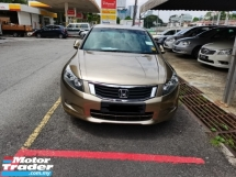 2008 HONDA ACCORD HONDA ACCORD 2.4 (A) CASH DEAL