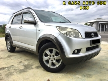 2010 TOYOTA RUSH 1.5S (A) SUV VERY GOOD CONDITION