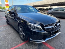 2018 MERCEDES-BENZ C-CLASS C200 AMG CKD Full Service Under Warranty