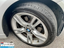 2015 BMW 3 SERIES 320D M SPORT 1 OWNER 1 YEAR WARRANTY