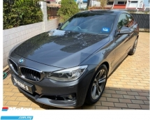 2014 BMW 3 SERIES 328i GT GRAN TURISMO 2.0 SPORT MODEL IMPORT BARU