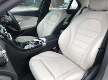 2016 MERCEDES-BENZ C-CLASS C200 2.0 AVANTGARDE W205 CKD LOCAL CAR KING