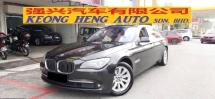 2012 BMW 7 SERIES 730Li 3.0 (CBU IMPORT BARU)(FREE 1 YEAR CAR WARRANTY)