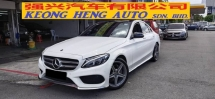 2018 MERCEDES-BENZ C-CLASS C200 2.0 AMG LINE (CKD LOCAL SPEC)