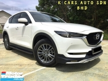 2018 MAZDA CX-5 2.0 GLS (A) SUV UNDER WARRANTY UNTIL 2023