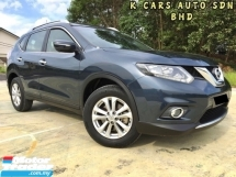 2016 NISSAN X-TRAIL 2.0L (A) SUV FULL SPEC GOOD CONDITION