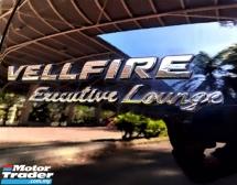 2015 TOYOTA VELLFIRE 3.5 V6 EXECUTIVE LOUNGE MODELLISTA FULL KIT SUNROOF JBL SOUND SYSTEM PRE CRASH SURROUND CAMERA
