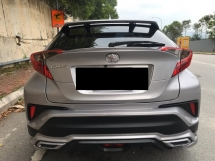 2018 TOYOTA C-HR UNDER TOYOTA WARRANTY FULL LOAN AVAILABLE