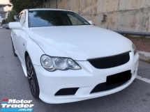 2006 TOYOTA MARK X 2.5 PRERIUM 9/10 CONDITION  RIDE W ANDROID PLAYER