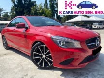 2015 MERCEDES-BENZ CLA 200 1.6 (A) ACTUAL YEAR MAKE GOOD CONDITION