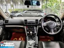 2008 SUBARU LEGACY SUBARU LEGACY 2.5 GT WAGON Si-DRIVE SROOF LIMITED