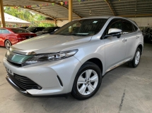 2017 TOYOTA HARRIER 2.0 New Facelift UNREG 4Camera Pwr Boot 4B Car