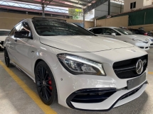 2017 MERCEDES-BENZ CLA 45 AMG HOOTING BRAKE - Unreg - TAX HOLIDAY