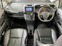 2010 TOYOTA WISH 1.8 X (A) FULL LEATHER SEAT , TOUCH SCREEN PLAYER